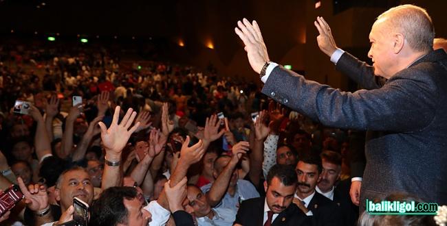 Erdoğan, Japonya'da tarihi olayı anlattı