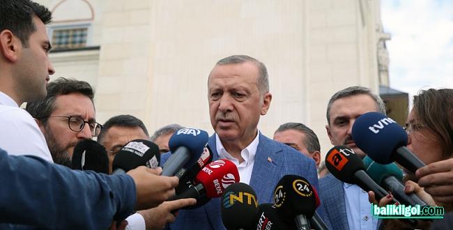Erdoğan S-400 ile ilgili noktayı koydu: Geri adım atmak söz konusu değil
