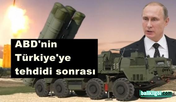 Rusya'dan S-400 açıklaması: ABD'nin yaptığı tüm baskısına rağmen...