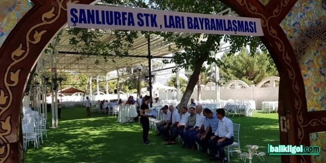 Şanlıurfa'da STK'ların Bayramlaşması 2. Gün Yapılacak