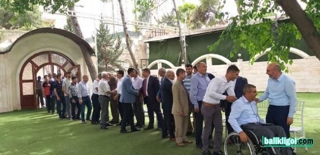 Şanlıurfa STK temsilcileri bayramda buluştu