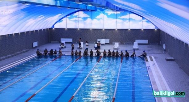 Tadilattan Sonra GAP Vadisi Yüzme Havuzu Açılıyor