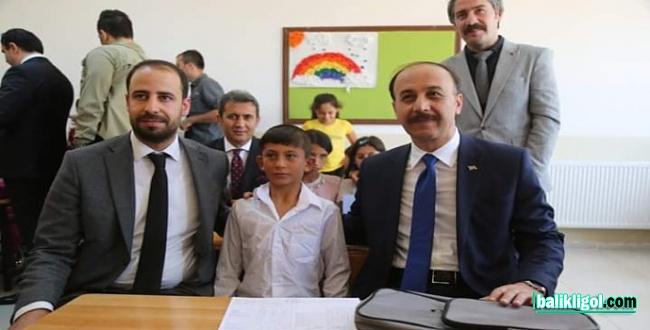Urfa'da 850 bin öğrenci karne aldı