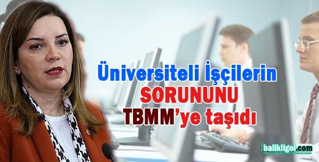 MHP Önerge Verdi: Üniversiteli İşçilere Neden Memurluk Statüsü verilmiyor?