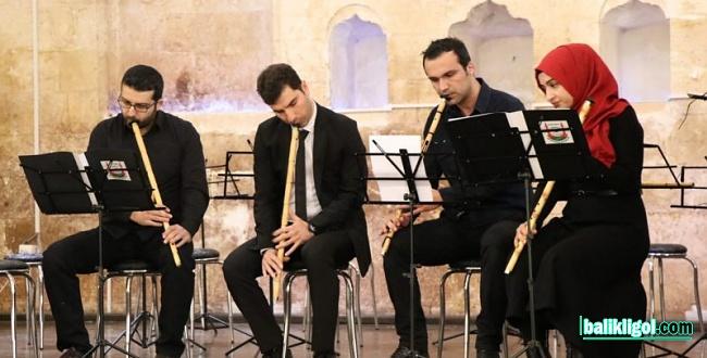 Şanlıurfa Büyükşehir ile müzisyenler yetişiyor