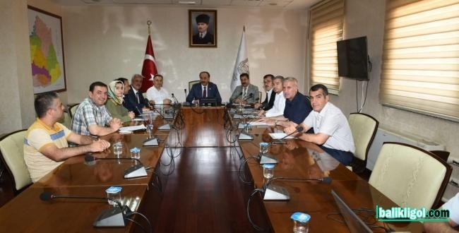 Urfa'da İstihdam ve Mesleki Eğitim Masaya Yatırıldı