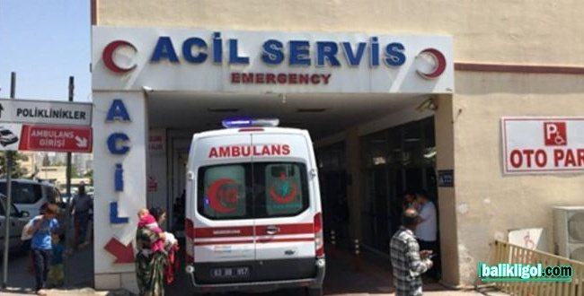 Viranşehir'de trafik kazası: 1 Ölü