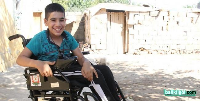 Abdulkadir, Okuluna Akülü Sandalyesi İle Gidebilecek
