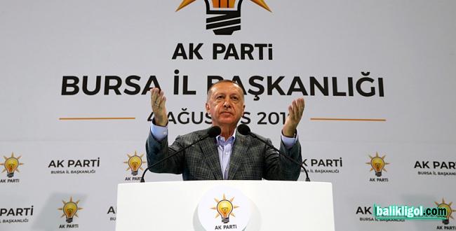 Erdoğan'dan faiz mesajı