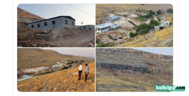Eyyübiye belediyesi yıkım kararı aldı