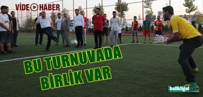 Gençlik Futbol Turnuvası devam ediyor-GÖRÜNTÜLÜ