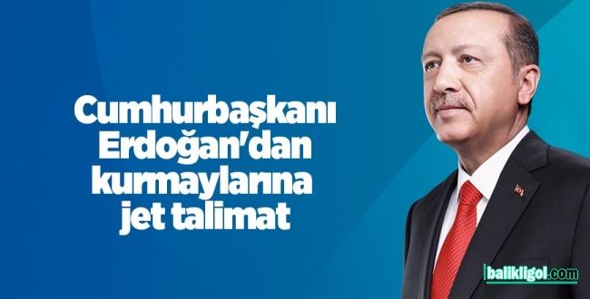 Kaz Dağlarında Neler Oluyor? Erdoğan Talimat Verdi