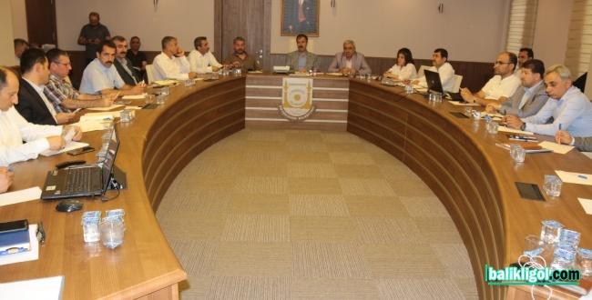 Şanlıurfa'da Ortak Akıl Toplantısı