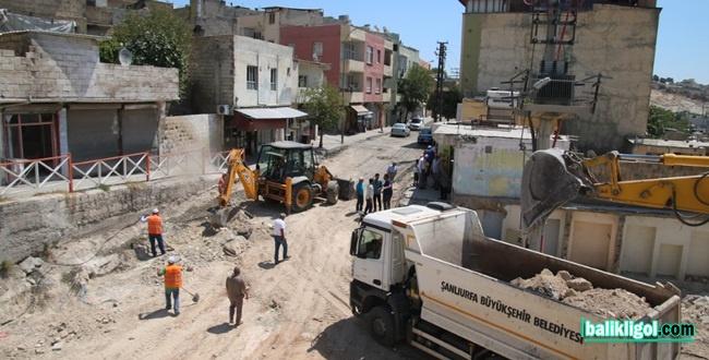 Süleymaniye Altgeçidi ve Karakoyunlu Caddesi Asfaltlandı