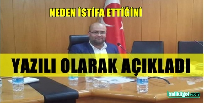 TÜM-İŞ Şanlıurfa İl Başkanı Mehmet Nuri Kaplan istifa etti