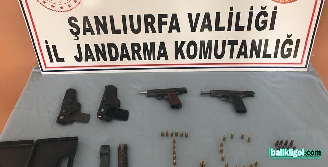Urfa'da Silah Kaçakçılarına Operasyon!..
