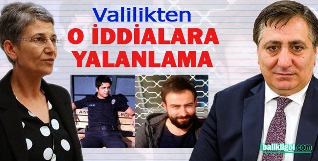 HDP'li Vekil Görüştük Dedi, Eski Vali Küçük Yalanladı