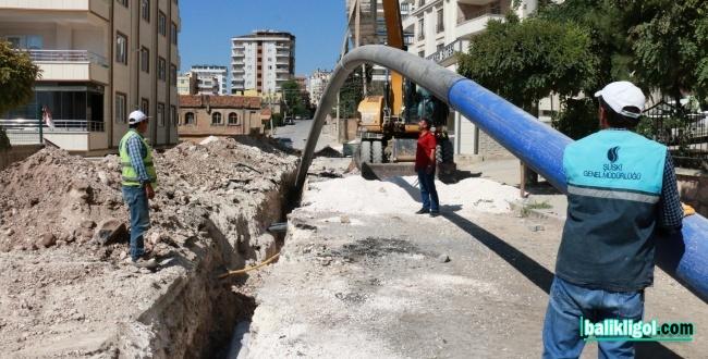Karaköprü Doğukent ve Narlıkuyu'da Alt Yapı Sorunları Çözüme Kavuştu