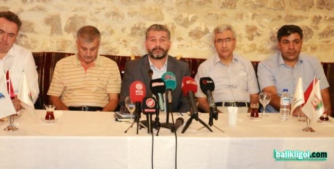 ŞUSKİ Genel Müdürü Özçınar, çalışmalarını anlattı
