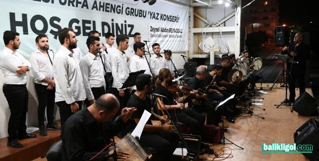 Urfa Büyükşehir'den Her İlçede Konser