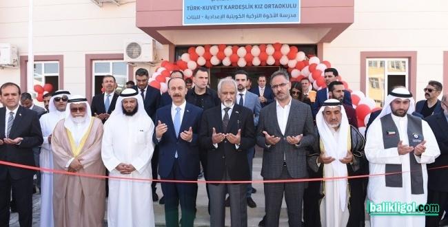 Urfa'da Yeni Okulların Açılışları Yapıldı