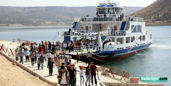 Urfa İlçelerindeki Yolcu ve Balıkçı Tekneleri Denetlendi