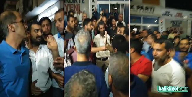 Urfa'da öğrenci servislerin yaş protestosu