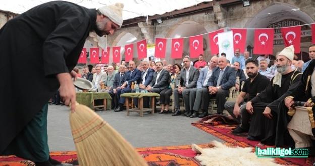 Urfa'da 2019 Ahilik Haftası Etkinlikleler Kutlanıyor
