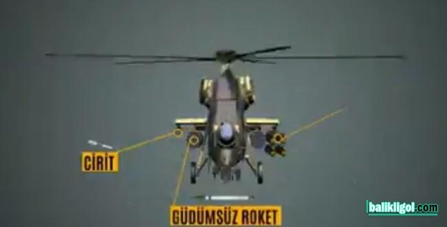 Yerli ve milli helikopter olan 51.ci ATAK TSK'ya teslim edildi