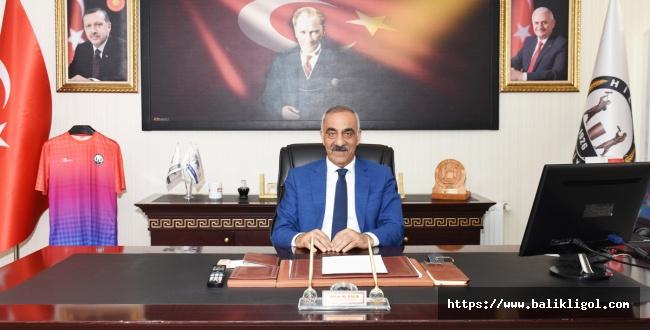 Başkan Aslan Ali Bayık'tan Gazeteciler Günü'nü Mesajı