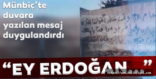 Erdoğan'a Seslendiler! İslam ümmetini kurtar