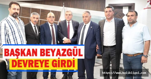 Gülebak İle Türkmen Arasındaki Olay Tatlıya Bağlandı