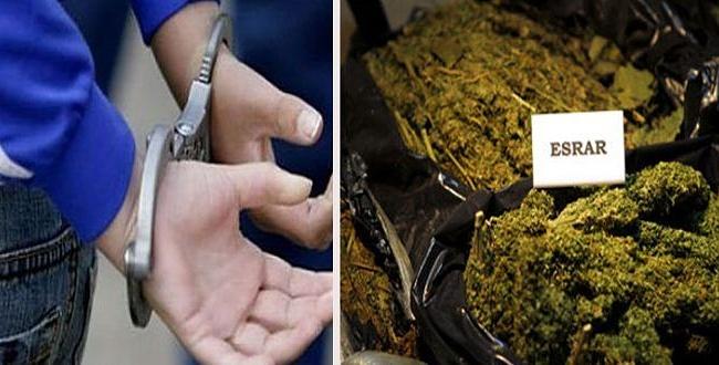 Şanlıurfa – Gaziantep yolunda uyuşturucu operasyonu
