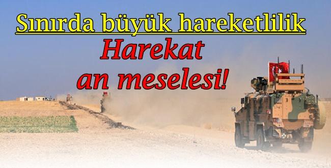 Şanlıurfa'daki 20. Zırhlı Tugay Akçakale'ye Zırhlı İş Makineleri Gönderdi