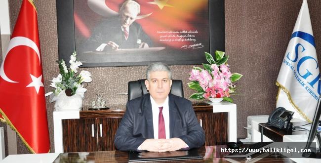 SGK Müdürü Sosyal Güvenliğin Gerekliliklerini Anlattı