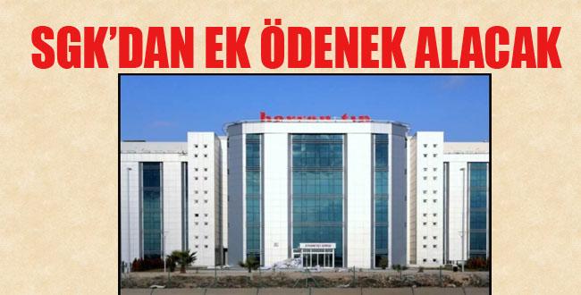 SGK, Üniversite Hastanesi İçin Ek Ödenek Çıkardı