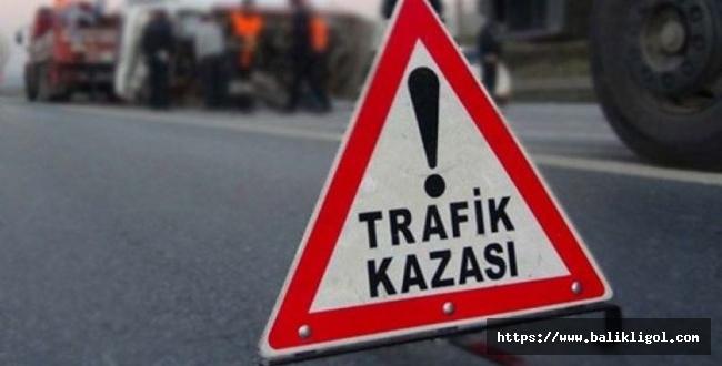 Siverek'te Tır İle Otomobil Çarpıştı: 5 yaralı