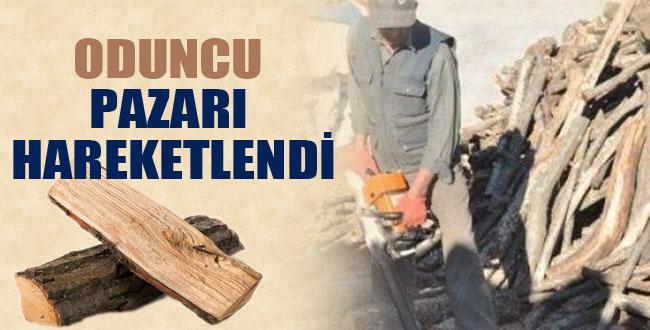 Urfa'da Kış Hazırlıkları Başladı! Oduncu Pazarı Hareketlendi