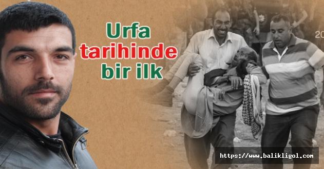Urfalı Fotoğraf Sanatçısı Murat Ayneli'ye Büyük Ödül