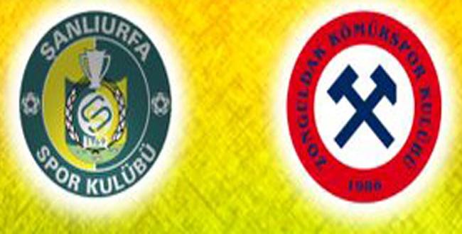 Zonguldak Kömürspor, Şanlıurfaspor 2 - 0