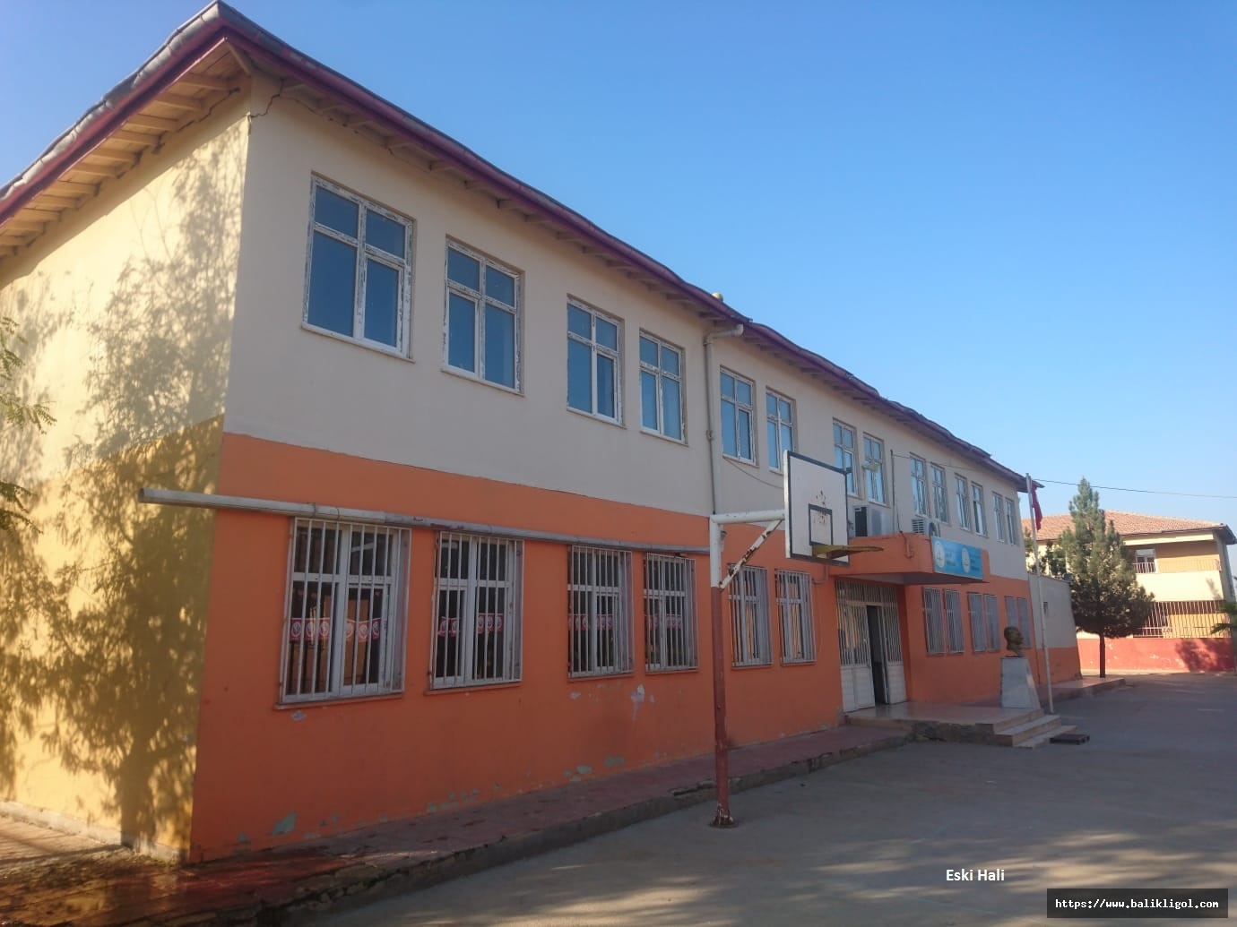Akçakale Ohali Köy Okuluna Büyük Destek