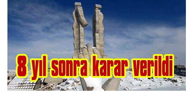 Anayasa Mahkemesi Heykeltıraş Mehmet Aksoy Lehine Karar Verdi