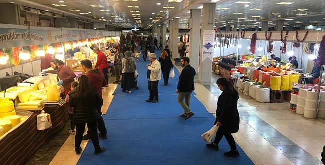 Ankara'da Şanlıurfa Kültür Turizm ve Lezzetleri Festivali ile tanıtılıyor