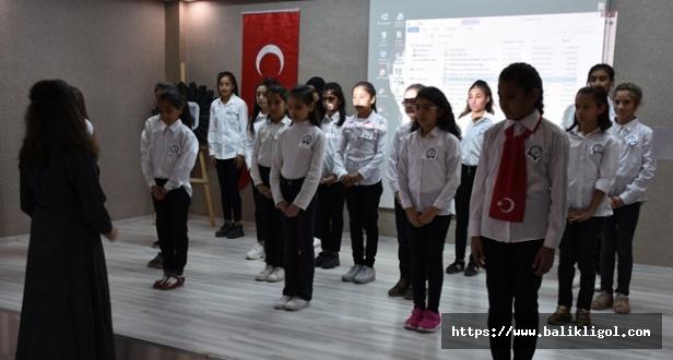 Atatürk'ün Ölüm Yıl Dönümünde Hilvan'da Anma Programı Düzenlendi