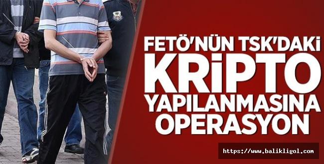 Büyük Operasyon! 44 İlde FETÖ'ya Operasyon
