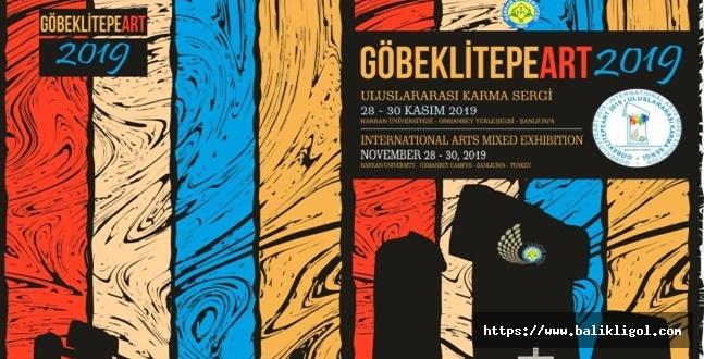 Göbeklitepe ART - 2019 Uluslararası Karma Sergisi Düzenlenecek