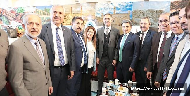 Harran Üniversitesi, Göbeklitepe Kültürel Miras ve Turizm Fuarında Stand Açtı