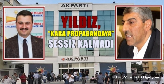 İddialar Sonrası İl Başkanı Bahattin Yıldız, Mehmet Cafer'e Dava Açtı