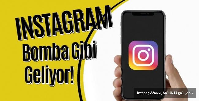 Instagram TikTok'tan esinlendi, Bakın Ne Yaptı