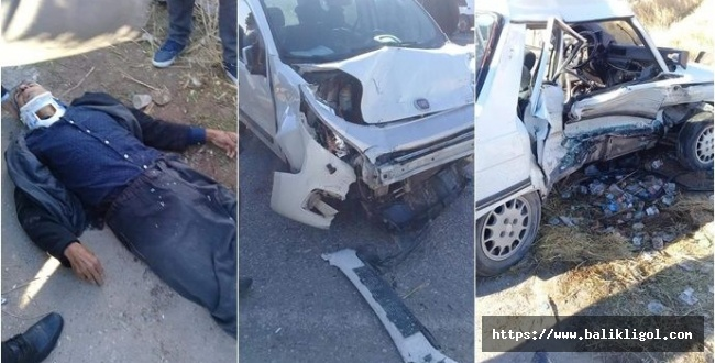 Mardin Yolunda Feci Kaza; 6 Yaralı